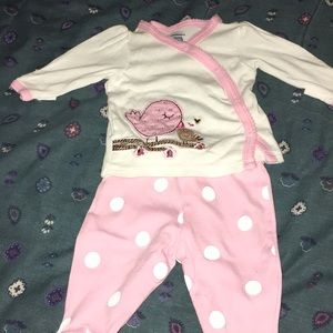 Little preemie pijamas